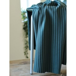 Two-Tone Stripe Twill (deep...