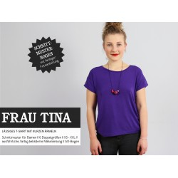 "Basic Shirt ""Frau Tina"""