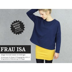 "Oversized Sweater ""Frau Isa"""