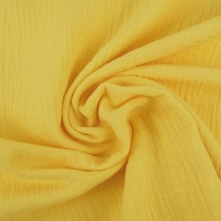 Musselin soft yellow