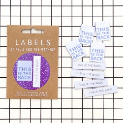 """Label Multipack """"this is..."""