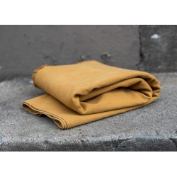 Heavy Washed Canvas (mustard)