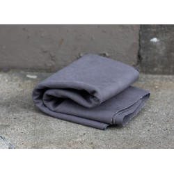 Heavy Washed Canvas (pewter)